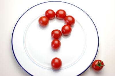 トマトのはてな