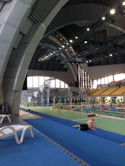 辰巳国際プール