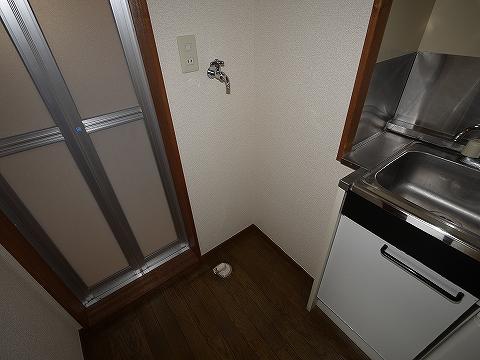 ETハウス202洗濯機置き場