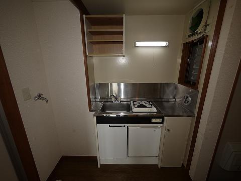 ETハウス202キッチン