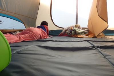 20120415久住高原キャンプ (2)