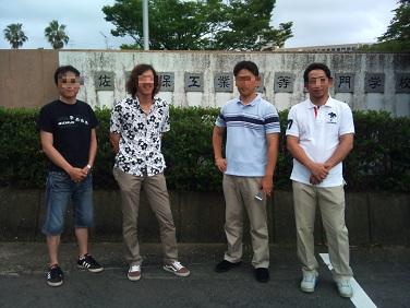 20120706同窓会ゴルフ (5)