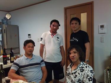 20120706同窓会ゴルフ (1)
