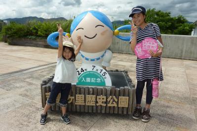 20120715吉野ヶ里 (2)