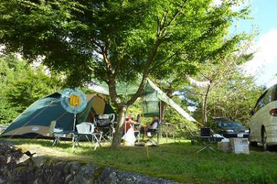 20120825キャンプ竜門1日目 (13)