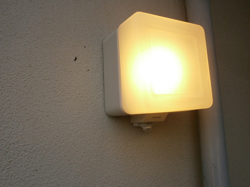 山口市阿知須 F様邸 東芝LED照明 取付工事