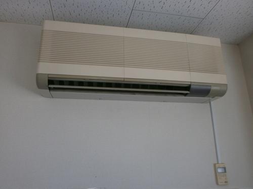 山口市阿知須 M設備様 東芝業務用エアコン取替工事