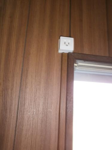 山口市佐山 Y様邸 電気容量アップ&エアコン用コンセント増設工事