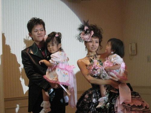 2012年6月23日(土) つねちゃん結婚式