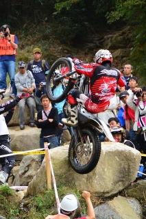2014全日本トライアル選手権シリーズ第6戦中部大会
