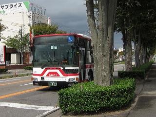 三菱ふそう 新型大型路線バス エアロスター