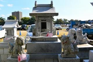 第23回 岡崎ストーンフェア 狛犬