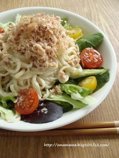 Salad Udon