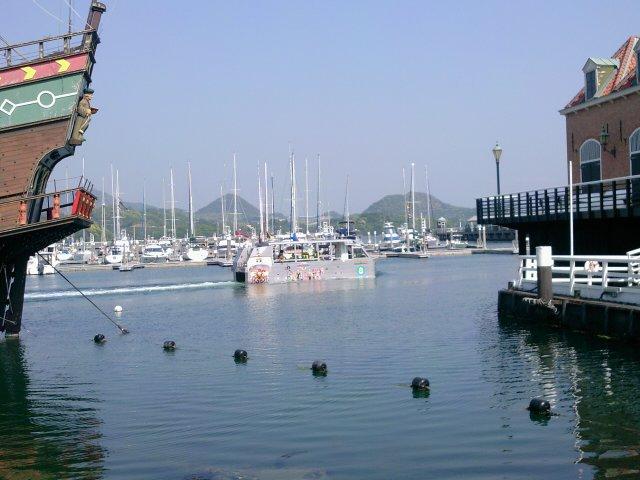 ハウステンボス・港