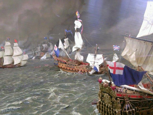 ハウステンボス帆船館1