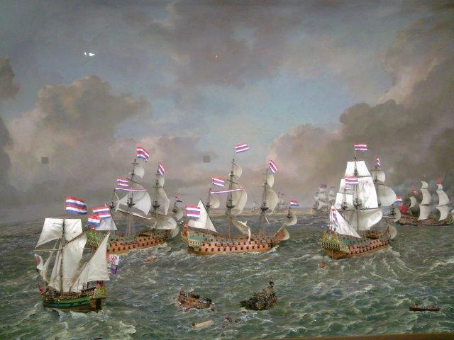 ハウステンボス・帆船館2