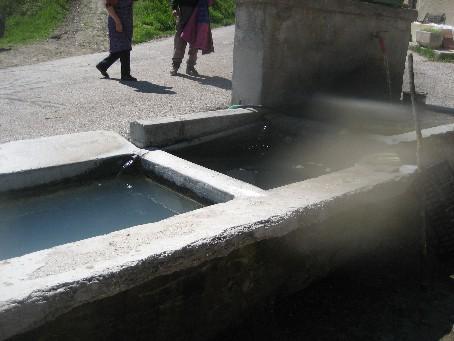 クリスチャン 生活用水三段