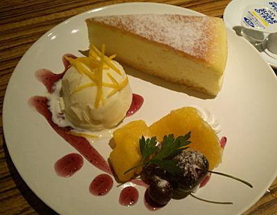博多でデザート1
