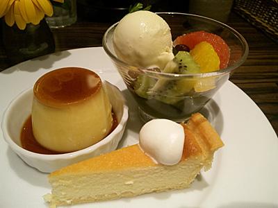 博多でデザート2