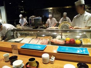 博多でお寿司2