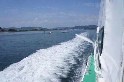 瀬戸内海は素敵です