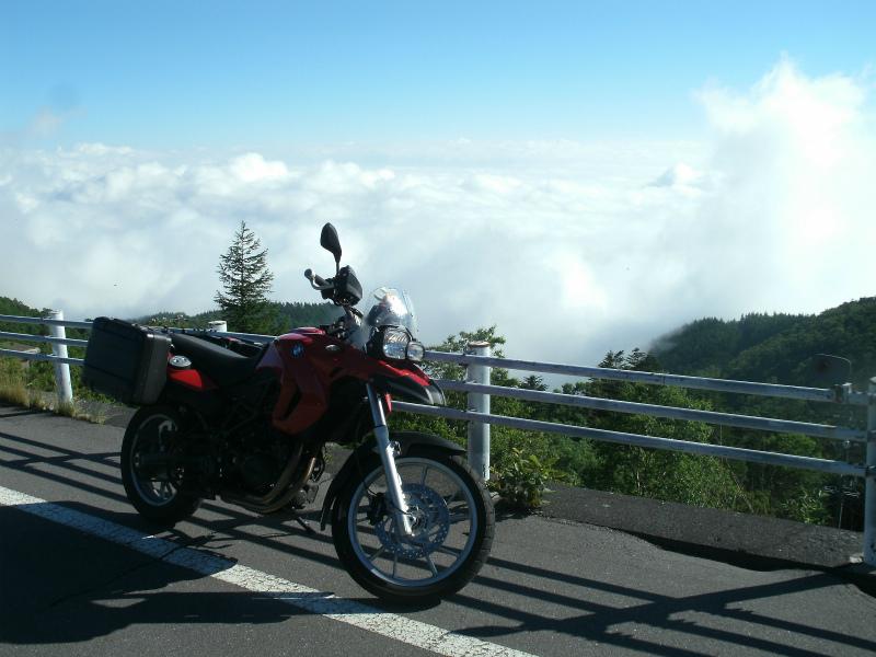 ビーナス雲海
