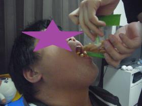 2かきピー (2)