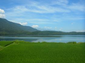 7月青木湖