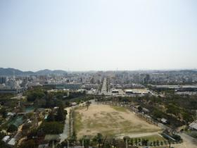 3月姫路城