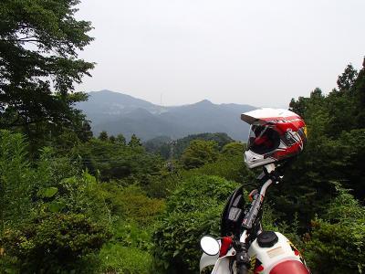 2林道ゴー? (2)