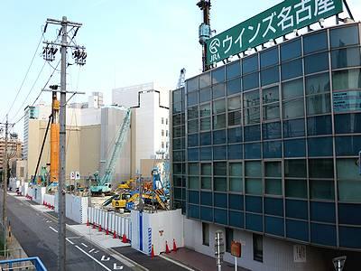 7/28のWINS名古屋本館部分