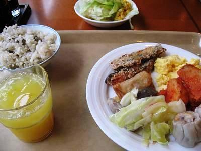 5/4の朝食