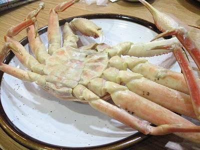 ゆでタラバ蟹2(裏面)