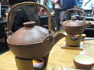 松茸の土瓶蒸し1