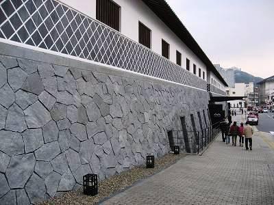 長崎歴史文化博物館外観1