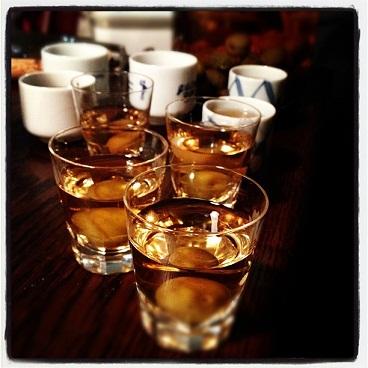 ゆりり亭梅酒1