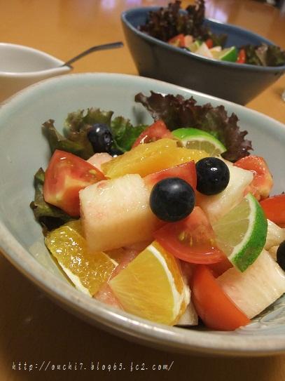 フルーツサラダ1