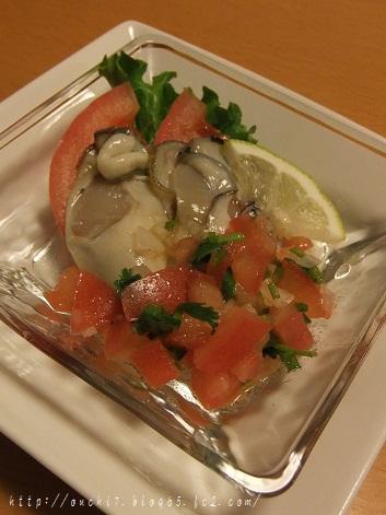 サルサ牡蠣1