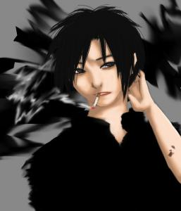 煙草(黒)