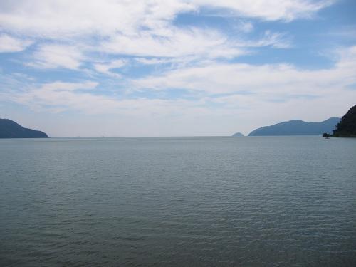 名古屋-敦賀ツーリング・琵琶湖
