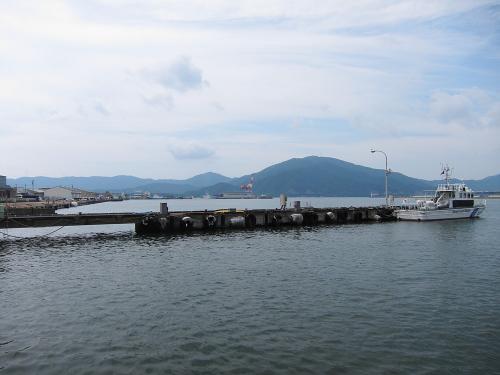 名古屋-敦賀ツーリング・敦賀港1