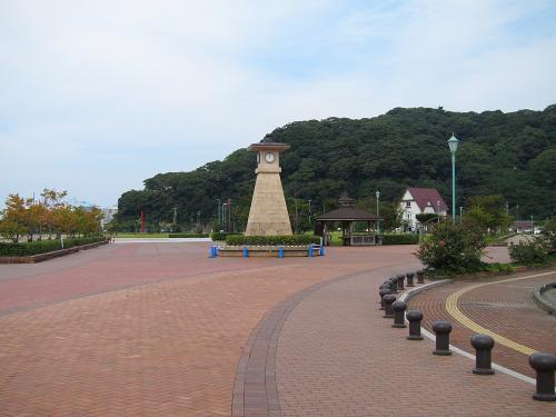 名古屋-敦賀ツーリング・金ヶ崎緑地