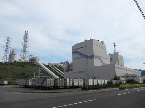 名古屋-敦賀ツーリング・北陸電敦賀火力発電所