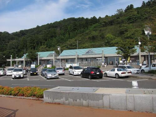 名古屋-敦賀ツーリング・道の駅河野