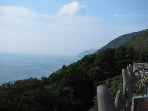 名古屋-敦賀ツーリング・越前海岸