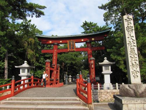 名古屋-敦賀ツーリング・気比神宮1