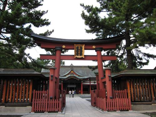 名古屋-敦賀ツーリング・気比神宮2