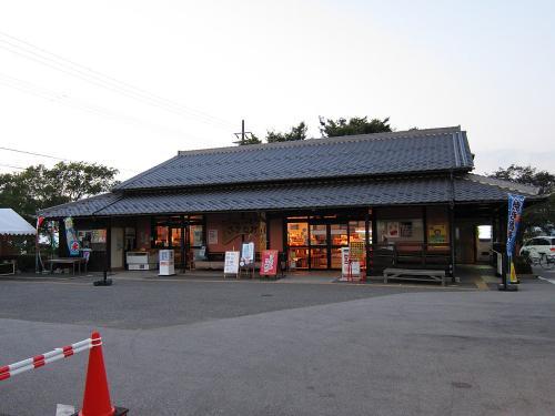 名古屋-敦賀ツーリング・道の駅近江母の郷