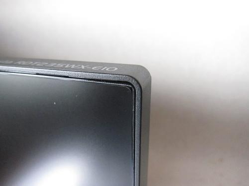 三菱電機・RDT235WX-E10 フィルム貼付前2