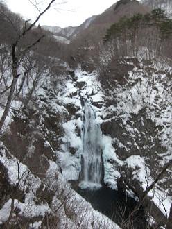 秋保大滝1